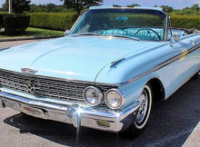 1962 Ford Galaxie 500 XL Sunliner