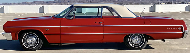 1964 Chevy Impala - Side View