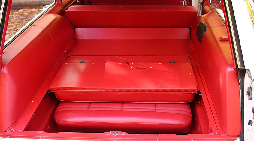 1965 Colony Park Rear Seat