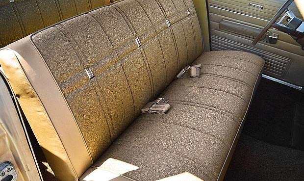 1968 Chrysler Newport Front Seat