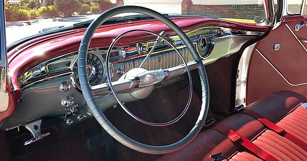 1954 Oldsmobile 88 Dash
