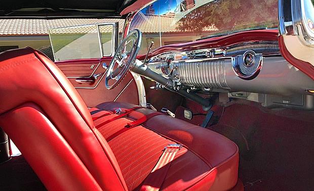 1954 Oldsmobile Super 88 Convertible Interior
