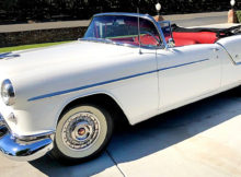 1954 Oldsmobile Super Eighty-Eight Convertible