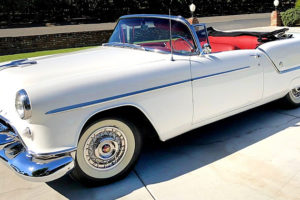 1954 Oldsmobile Super Eighty-Eight Convertible