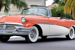 1956 Buick Roadmaster Convertible