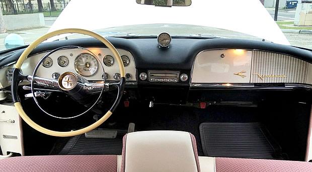 1956 DeSoto Firedome Dash