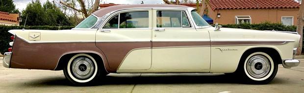 1956 DeSoto Firedome 4-door sedan