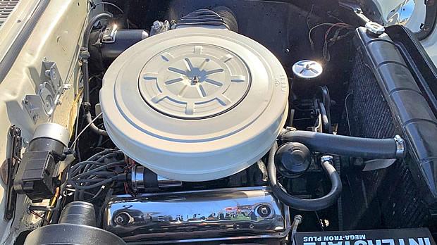 1957 Mercury 312 V8