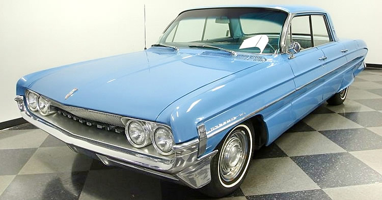 1961 Oldsmobile Dynamic Eighty-Eight