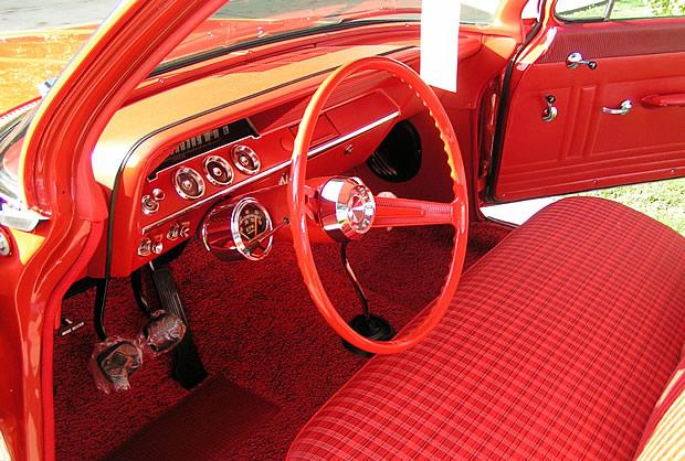 1962 Chevy Biscayne Interior