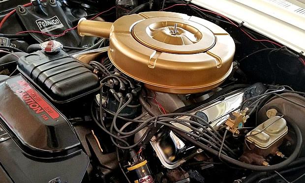 1963 Ford 390 V8