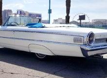 1963 Ford Galaxie 500XL Convertible