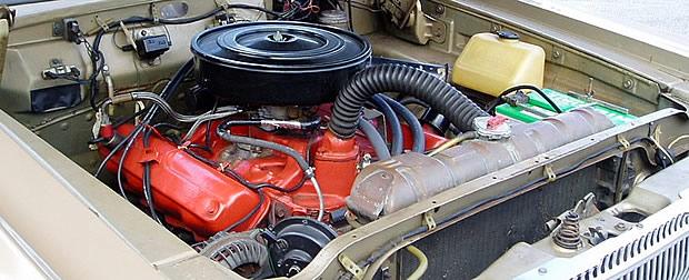 1965 Dodge  318 V8