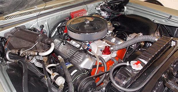 1966 Chevrolet 396 V8