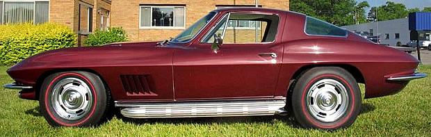 1967 Chevrolet Corvette 427V8