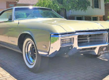 1969 Buick Riviera Custom Sport Coupe