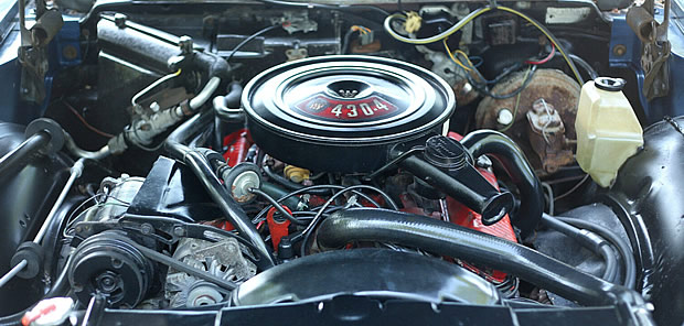 1969 Buick 430 V8 Engine