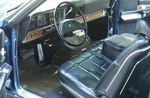 1969 Buick Riviera Interior