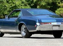 1969 Buick Riviera Rear