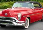 1953 Oldsmobile Super Eighty-Eight Convertible