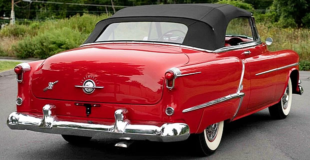 1953 Oldsmobile Super Eighty-Eight - Rear View
