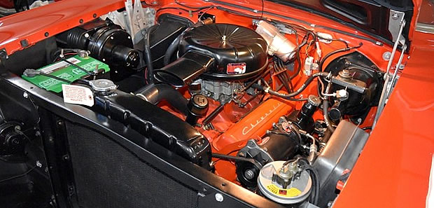 1957 Chevy 283 V8 Power Pack