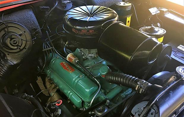 1955 Buick 322 V8