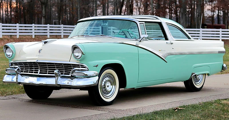 1956 Ford Fairlane Crown Victoria Skyliner