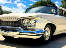 1960 Plymouth Deluxe Suburban