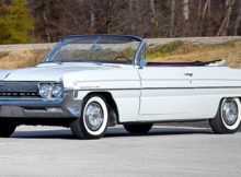 1961 Oldsmobile Dynamic 88 Convertible