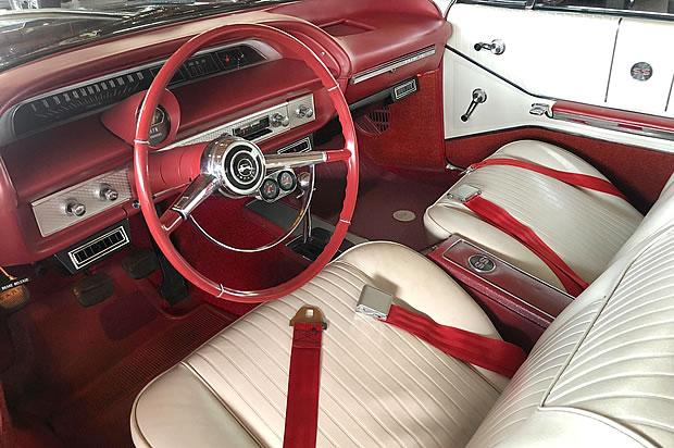 1964 Chevy Impala SS Interior
