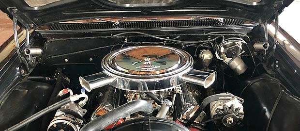 1964 Chevy 409 V8 425 Horsepower