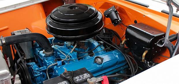 Pontiac 389 V8