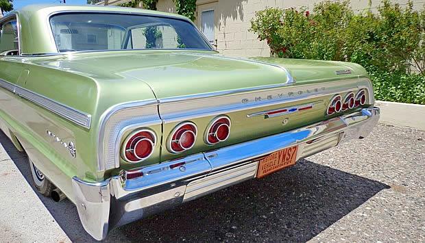 1964 Chevy Impala SS Rear