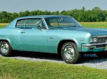 1966 Chevy Caprice 396