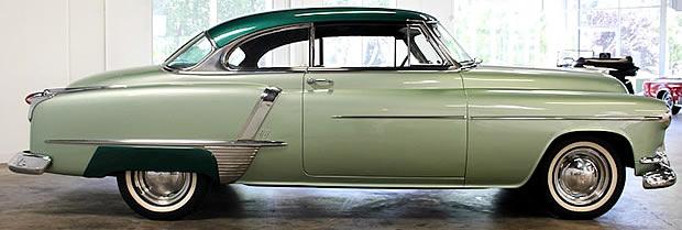 1951 Oldsmobile Super 88 Holiday