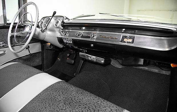 1957 Chevy Nomad Interior