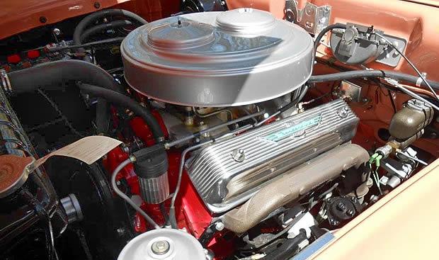 1957 Ford 312 Thunderbird Special