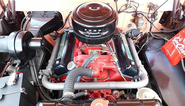 1954 Ford 239 V8 Y Block