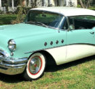 1955 Buick Century 2-door Riviera