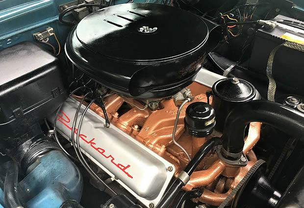 1956 Packard 374 V8