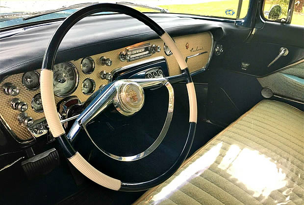 1956 Packard Patrician Instrument Panel