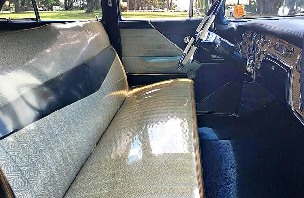 1956 Packard Patrician Interior