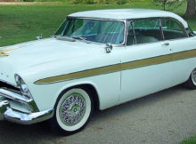 1956 Plymouth Fury