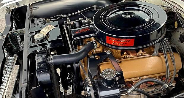 1959 Oldsmobile 371 cubic inch V8