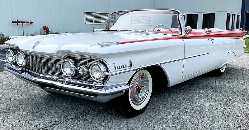 1959 Oldsmobile Dynamic 88 Convertible