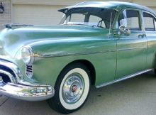 1950 Oldsmobile Eighty-Eight Sedan