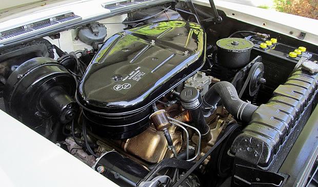 1958 Oldsmobile 371 V8 J-2