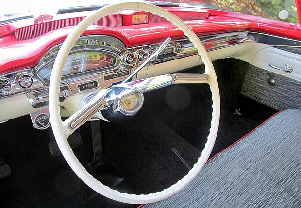 1958 Oldsmobile 88 Dash
