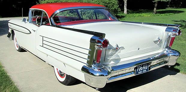1958 Oldsmobile Eighty-Eight rear